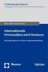 Internationale Printmedien-Joint Ventures