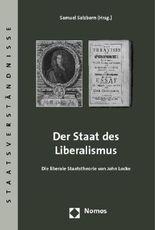 Der Staat des Liberalismus