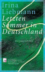 Letzten Sommer in Deutschland