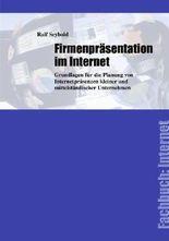 Firmenpräsentation im Internet
