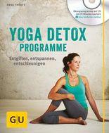Detox mit Yoga (mit CD)