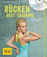 Rücken-Akut-Training (mit DVD)