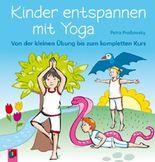 Kinder entspannen mit Yoga