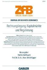 Rechnungslegung, Kapitalm�rkte und Regulierung