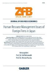 Human Resource Management Issues of Foreign Firms in Japan