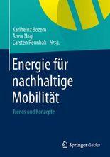 Energie für nachhaltige Mobilität