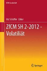 ZfCM SH 2-2012 - Volatiliät