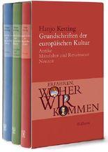 Grundschriften der europäischen Kultur