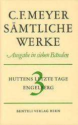 Huttens letzte Tage, Engelberg