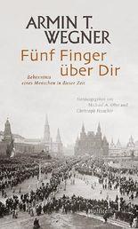 Fünf Finger über Dir