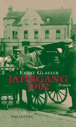 Jahrgang 1902: Roman