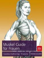 Muskel Guide für Frauen