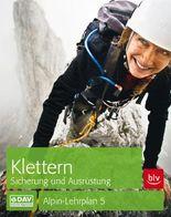 Klettern - Sicherung und Ausrüstung