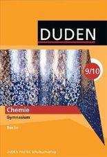 Duden Chemie - Gymnasium Berlin / 9./10. Schuljahr - Schülerbuch