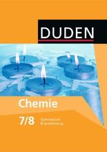 Duden Chemie - Gymnasium Brandenburg / 7./8. Schuljahr - Schülerbuch