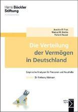 Die Verteilung der Vermögen in Deutschland