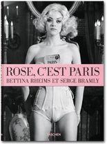Rose, C'est Paris