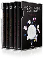 Modernist Cuisine, 5 Bde., m. Rezepthandbuch