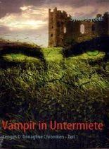 Vampir in Untermiete