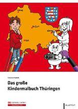 Das große Kindermalbuch Thüringen