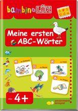 Meine ersten ABC-Wörter