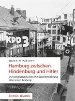 Hamburg zwischen Hindenburg und Hitler