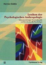 Lexikon der Psychologischen Anthropologie