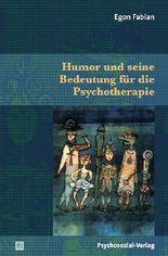 Humor und seine Bedeutung für die Psychotherapie