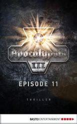 Apocalypsis 3.11 (DEU): Die Botschaft. Thriller (Apocalypsis 3 DEU)