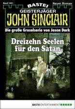 John Sinclair - Folge 1851: Dreizehn Seelen für den Satan