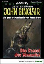 John Sinclair - Folge 1875: Die Fessel des Menarke