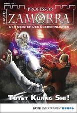 Professor Zamorra - Folge 1046: Der Jahrtausendplan