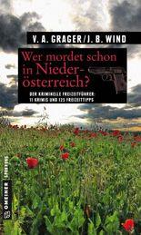 Wer mordet schon in Niederösterreich?