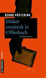 Düker ermittelt in Offenbach