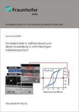 Ferroelektrizität in Hafniumdioxid und deren Anwendung in nicht-flüchtigen Halbleiterspeichern
