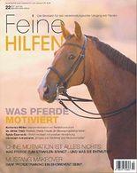 Feine Hilfen, Nr. 22/2017 - Was Pferde motiviert