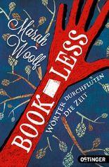 BookLess. Wörter durchfluten die Zeit