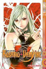 Rosario + Vampire Season II 01