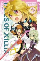 Tales of Xillia - Side; Milla 03