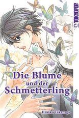 Die Blume und der Schmetterling 01