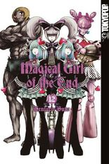 Magical Girl of the End 12