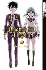 Magical Girl of the End 16