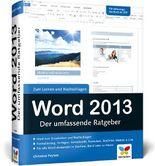 Word 2013, m. CD-ROM