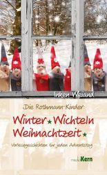 Winter, Wichteln, Weihnachtszeit