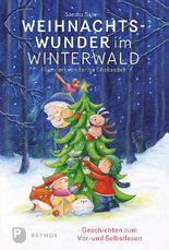 Weihnachtswunder im Winterwald: Geschichten zum Vor- und Selbstlesen