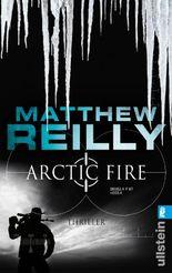 Arctic Fire: Thriller (Ein Scarecrow-Thriller)