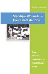 Ständiger Wohnsitz - Hauptstadt der DDR
