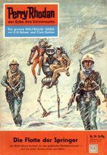 """Perry Rhodan 29: Die Flotte der Springer (Heftroman): Perry Rhodan-Zyklus """"Die Dritte Macht"""" (Perry Rhodan-Erstauflage)"""