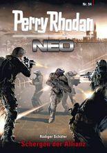 Perry Rhodan Neo 94: Schergen der Allianz: Staffel: Kampfzone Erde