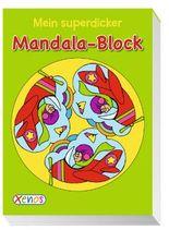 Mein superdicker Mandala-Block